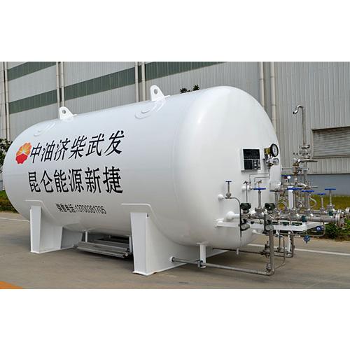 供应 LNG船用储罐
