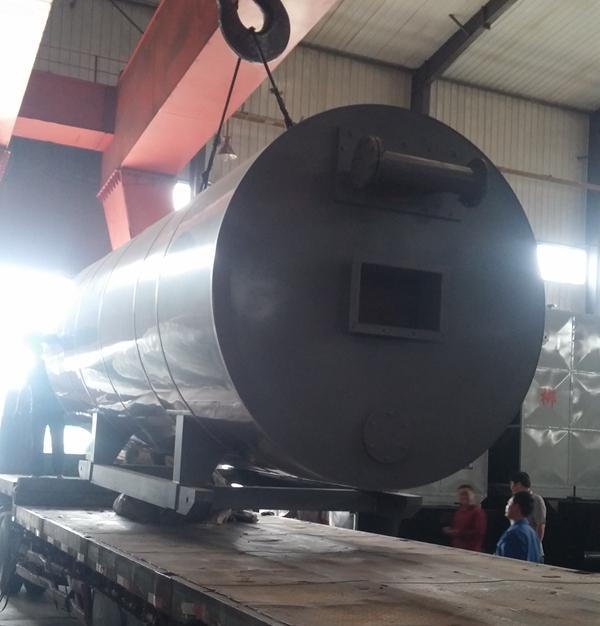 河北工业蒸汽锅炉大全WNS1-20Q