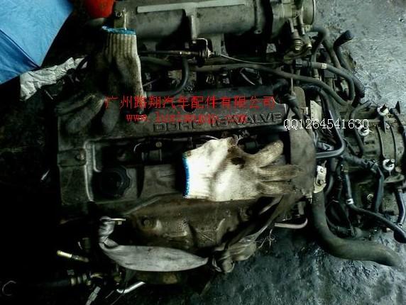 马自达1.6发动机,变速箱,冷气泵等配件图片