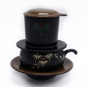 咖啡杯 陶瓷杯滴漏壶 手冲咖啡滴漏壶
