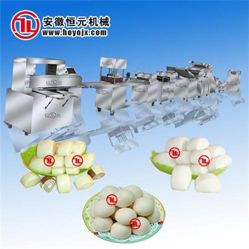恒元机械(多图),包子生产线,生产线