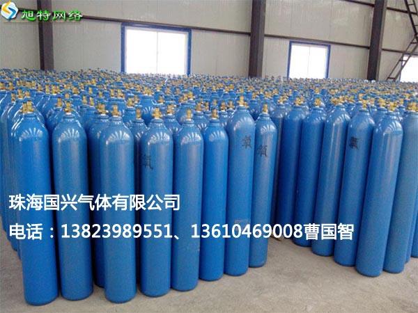 珠海香洲区工业气体氧气氩气混合气体厂家批发商