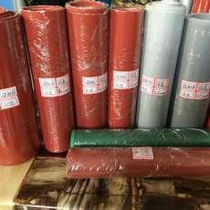 河北康杰 硅钛防火布销售硅酸钛金防火布 消防排烟设备软连接 批发价