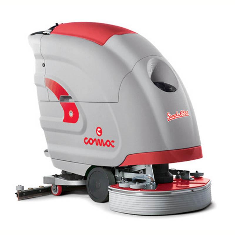 厂家专业供应 New Simpla/Media 手推式全自动洗地机 值得信赖
