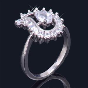 珍珠批发价纯银天然珍珠戒指 正品保色戒指 高档水滴型