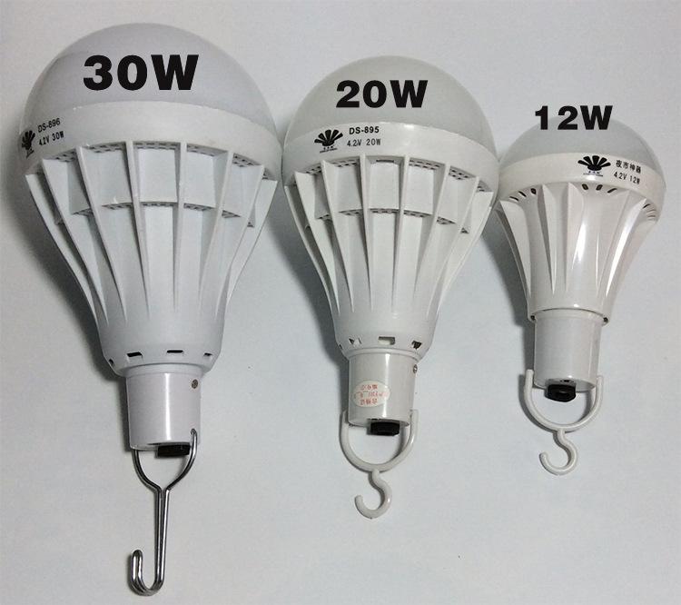 充电小夜灯led节能灯移动可爱