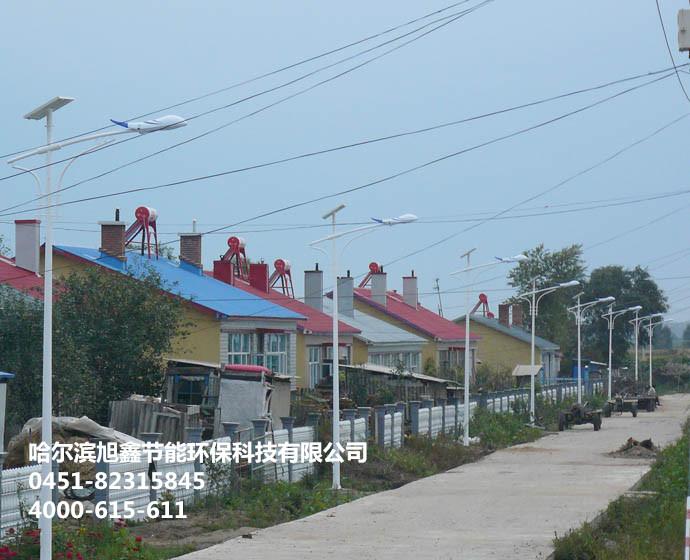 供应哈尔滨市城市、乡村、公路道路改建照明太阳能路灯