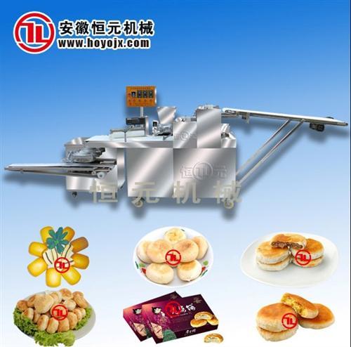 酥饼机,恒元机械,宿州酥饼机