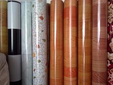 北京施工简单,维修方便石塑地板革出售