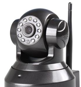 供应插卡网络摄像机 高清WIFI监控摄像头 网络摄像头 穿透各网