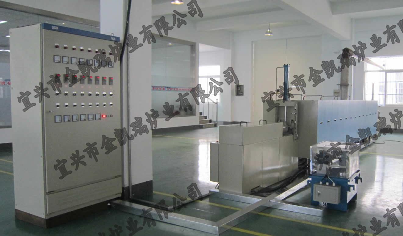 石墨烯窑炉  新能源材料窑炉 工业电炉
