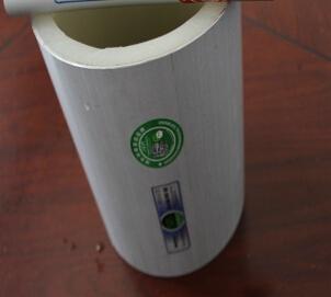 供应衬塑pe铝合金衬塑复合管 润硕品牌 厂家直销 环保美观免维护