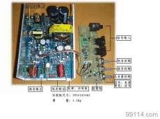 带电源400W+100W音箱数字功放板