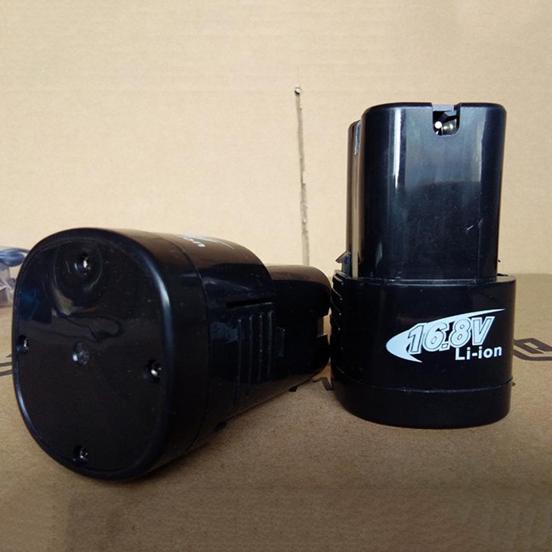 16.8V锂电充电钻专用锂电池 起子螺丝刀电池 充电钻配件