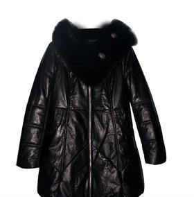 批发供应 2012冬季 新款时尚羽绒服 黑色 真皮真绒