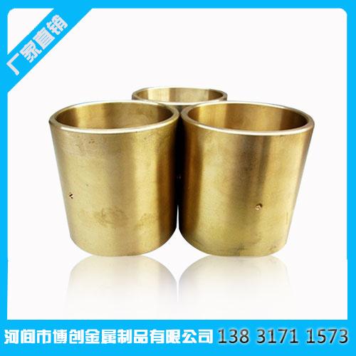 苏州生产螺旋油槽铜套厂家直销批发价格更合理