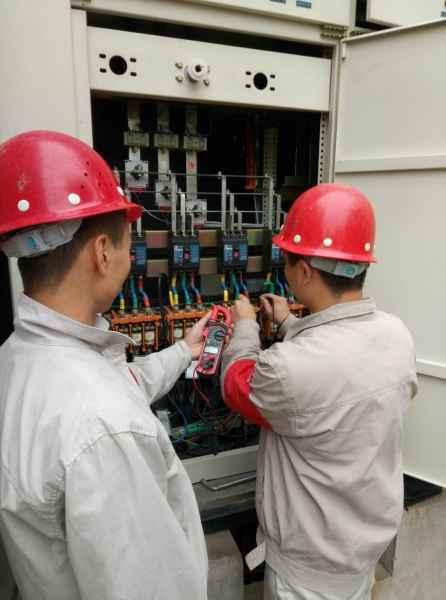 陕西电力维保工程