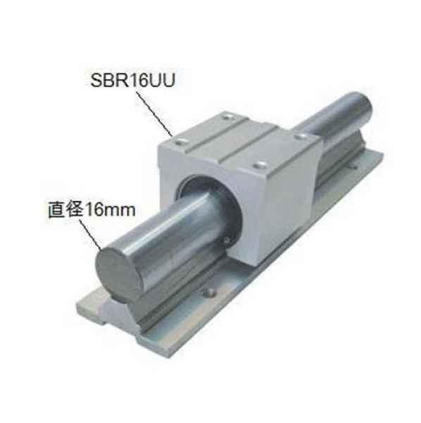 单轴心式导轨/SBR直线导轨