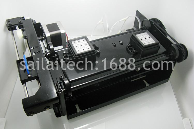 压电写真机喷头墨栈总成 5113喷头双头升降吸墨组件