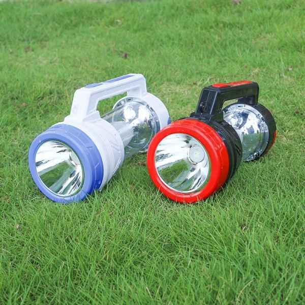 多功能LED锂电池探照灯