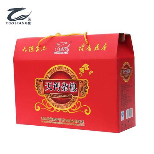 香油礼盒批发-实惠的杂粮礼盒,鑫瑞粮油供应