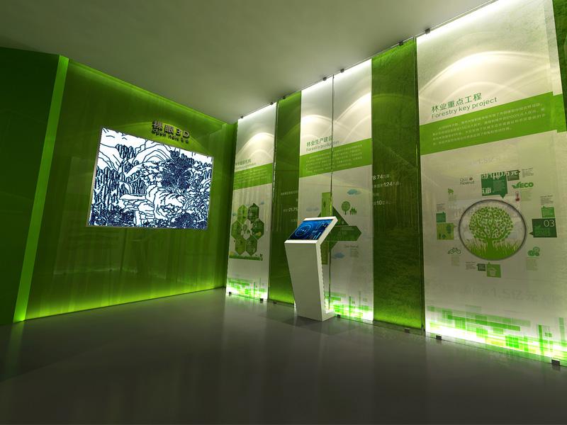 企业展厅设计_专业展厅设计哪家好