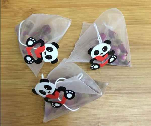 熊猫袋泡茶制造商