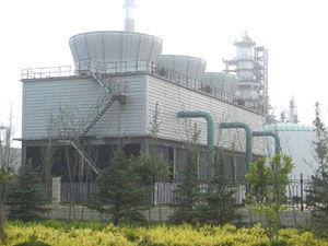无填料喷雾冷却塔制造厂家 运转平稳的无填料喷雾冷却塔出售