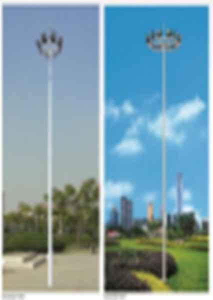 中山球场灯杆|球场灯杆供应厂家