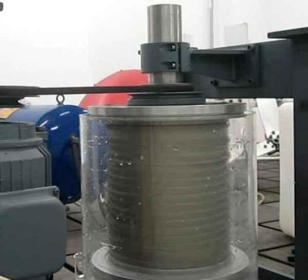 电磁海水淡化离心机