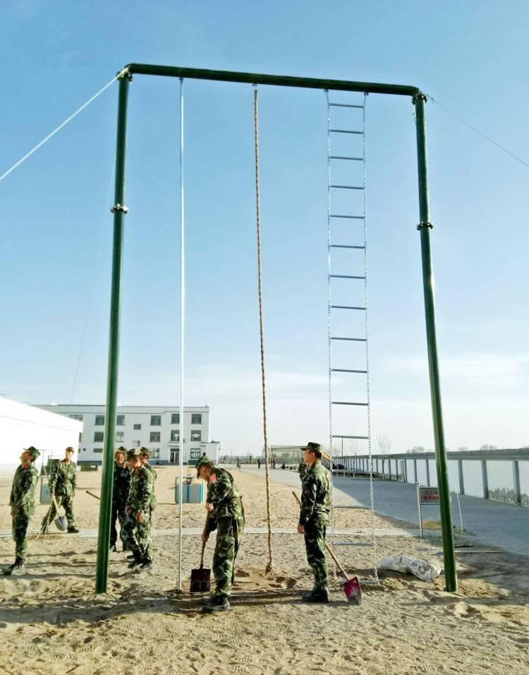军用双杠厂家 呼伦贝尔攀爬架价格 障碍器材厂家