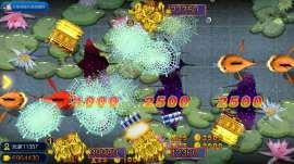 网上移动电玩城手机捕鱼游戏加盟代理价格是多少