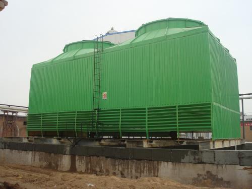 河北方形横流式冷却塔厂家推荐——方形横流式冷却塔规格