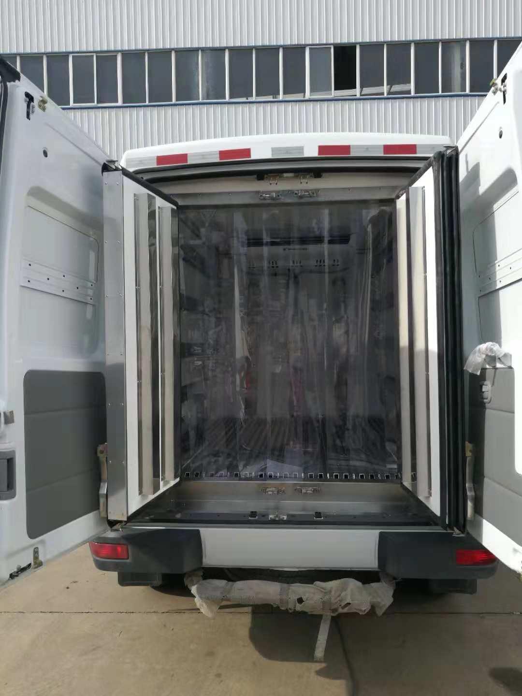 依维柯冷藏车批发 随州哪里有优质的依维柯面包冷藏车(2.1米)供应