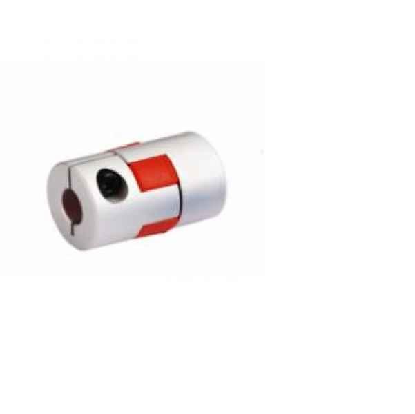 铝合金梅花夹紧式联轴器30D35L