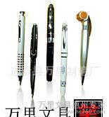 万里制笔金属圆珠笔 金属转动圆珠笔 按动金属笔 订制金属笔2