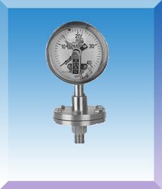 电接点隔膜压力表 YXC-100 150 ML(MF)