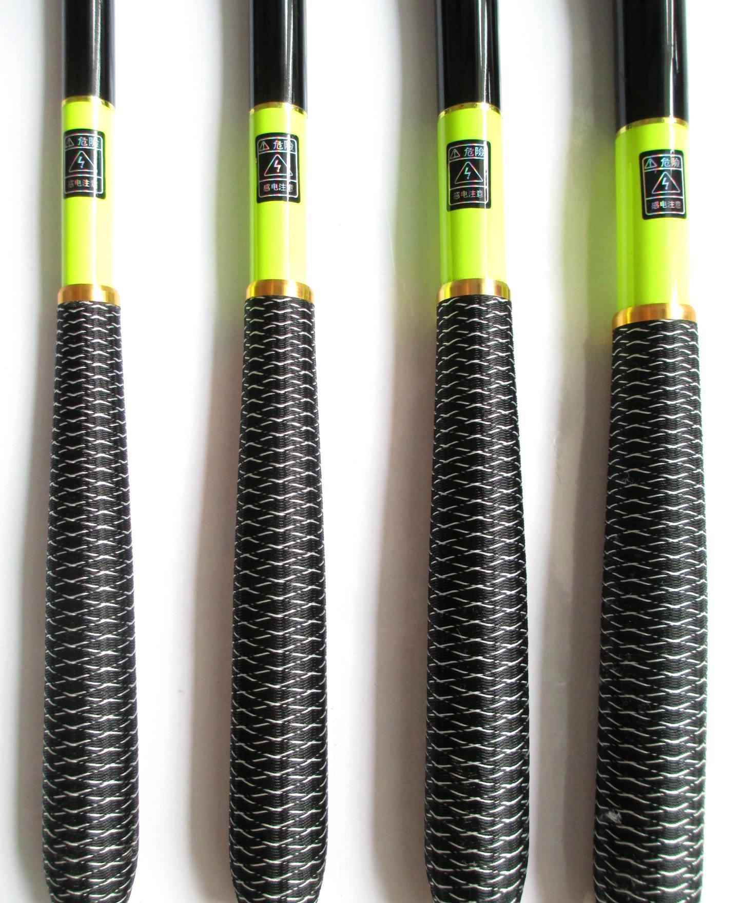 厂家热销推荐 波纹鲤 品牌碳素鱼竿 6.3米台钓竿 渔具批发
