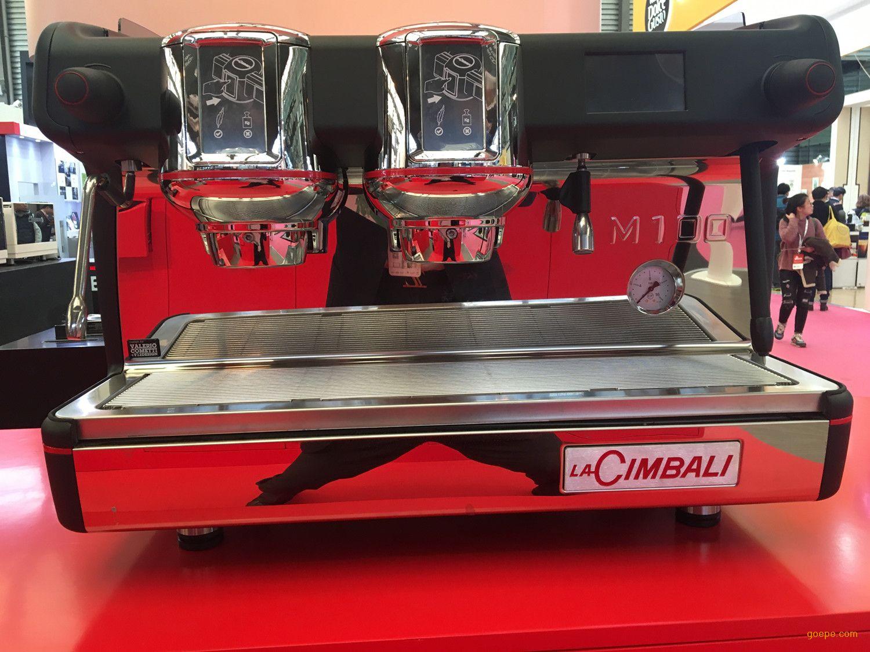 二手金佰利LA CIMBALI  電控半自動咖啡機回收 上海紅河高價回收