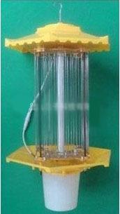 厂家直销外观设计新颖灭虫灯 环保实用批发室外智能光触媒灭虫灯