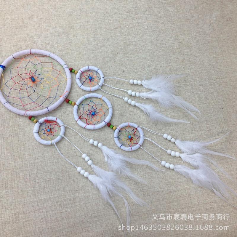捕梦网挂件纯手工艺制作创意礼品 速卖通 敦煌 淘宝货源一件代发图片