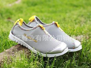 2012春夏季 超轻透气网面男鞋 休闲鞋 运动鞋 户外鞋
