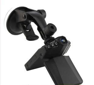 行车记录仪--6LED 夜拍140度廣角行車紀錄器1