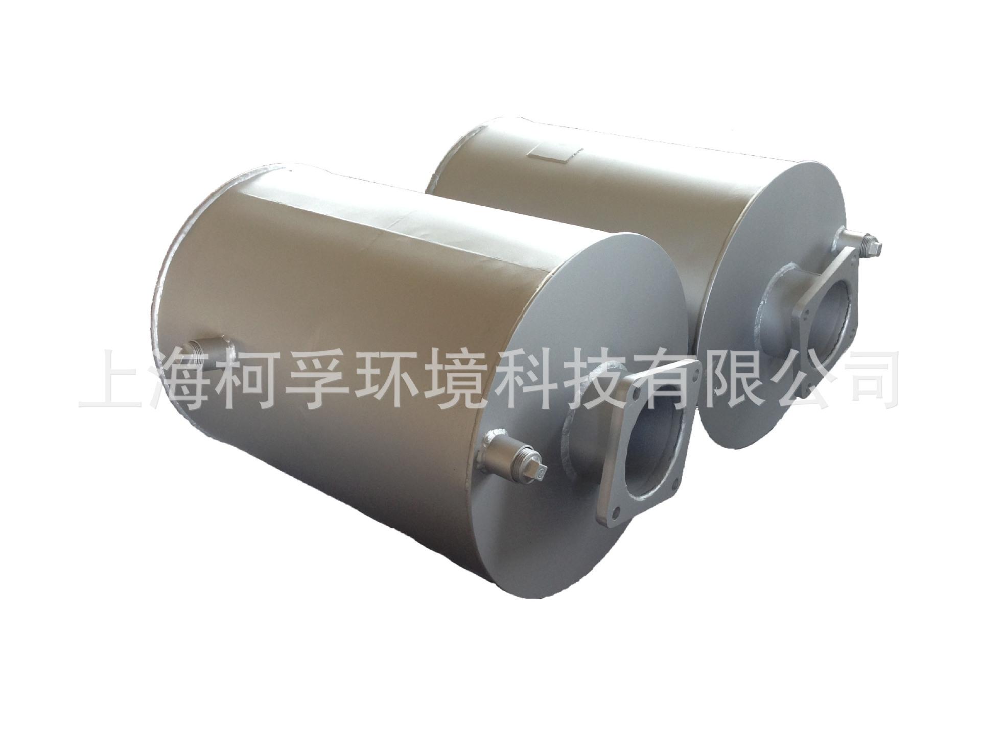 专业供应定制发动机排气消声器图片