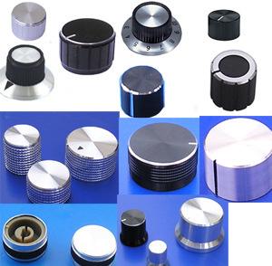 厂家定制生产调节旋钮 音响旋钮 音量旋钮 多种颜色 家庭旋钮