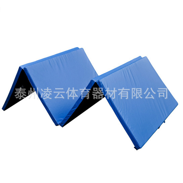 体操垫厂生产PVC体操垫 体育体操垫 折叠体操垫 质优价廉