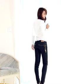 批发供应 韩版瑞丽 女式牛仔裤