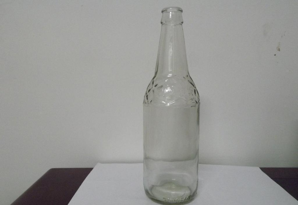 中国网库供应玻璃包装容器包装玻璃玻璃啤酒瓶白色饮料瓶玻璃夏季波点情侣夏套装图片