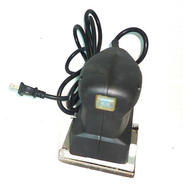 冲冠电动砂纸机砂光机方形砂纸机110惊爆低价1