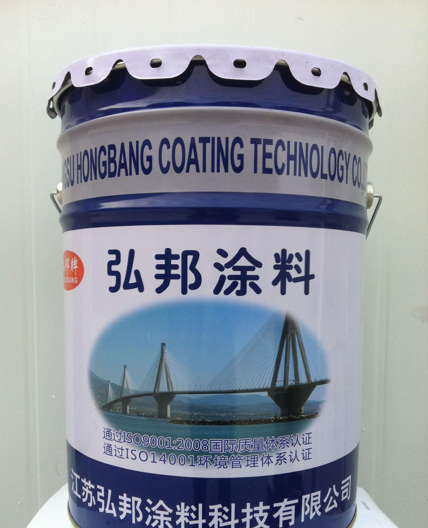 HB-qs水性金属防锈漆